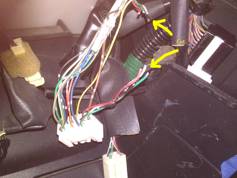 Lexus IS 300 CD Changer Error 1 and AUX In Mod – Lexus Is300 Wiring