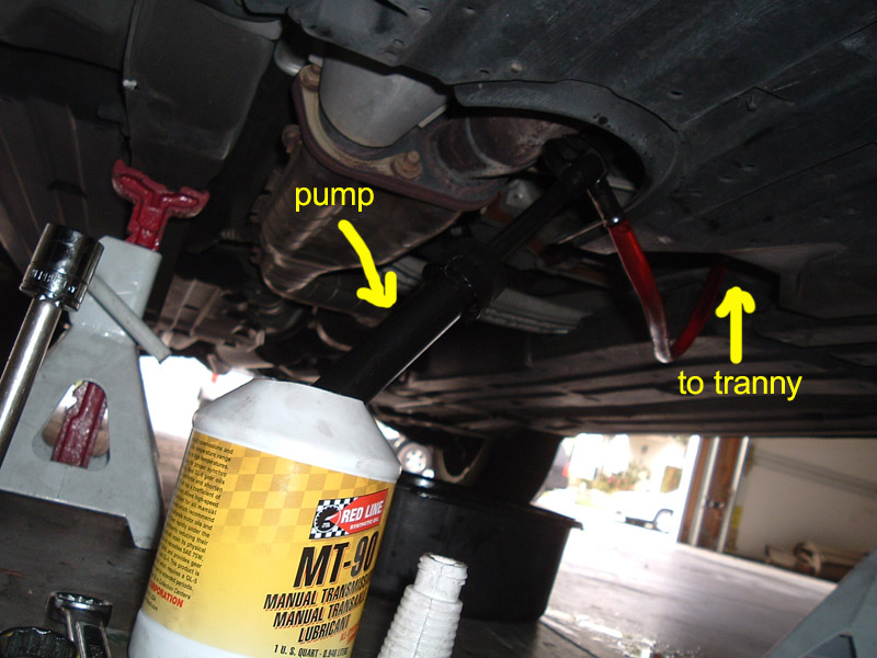 how to temporarily fix a slipping transmission