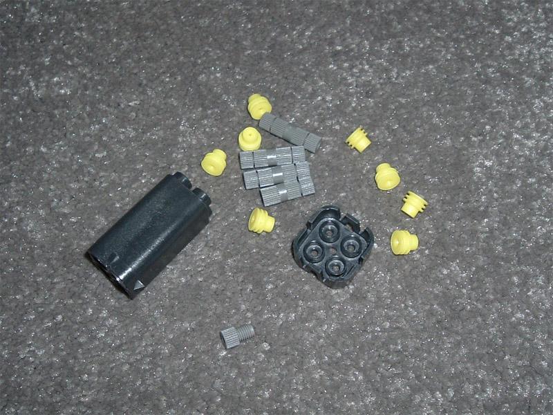 lexus is 300 diy bosch universal o2 sensor installation cel p0161 bosch universal o2 sensor connector posi lock connectors wire seals