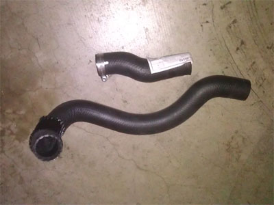 IS300 Upper and Lower Radiator Hoses 16571-46310 16572-46290